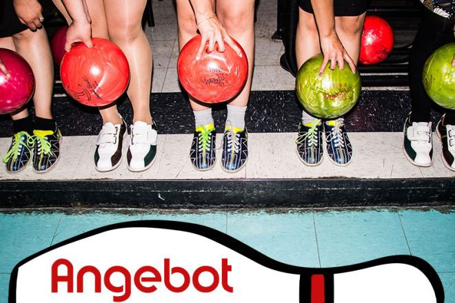 Sonntag ist Familientag bei DAB Bowling Rendsburg